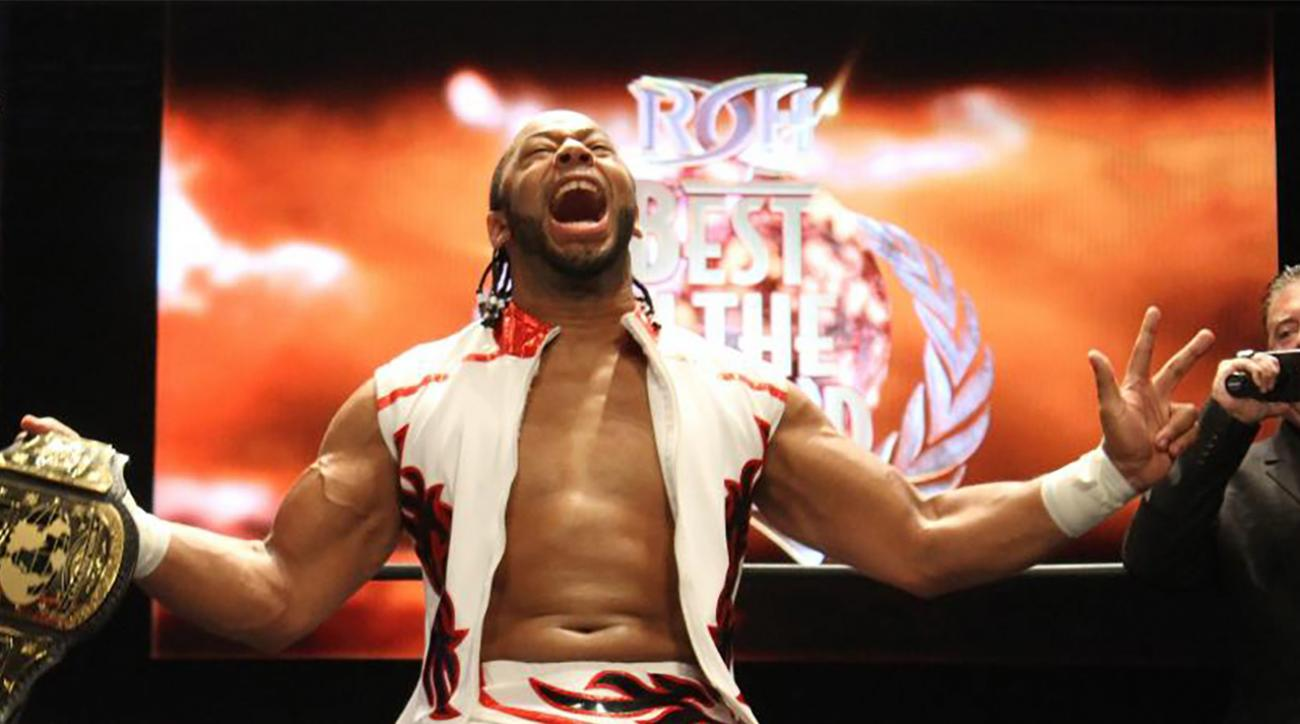 Ring of Honor champ Jay Lethal on Hulk Hogan, Ric Flair, Macho Man