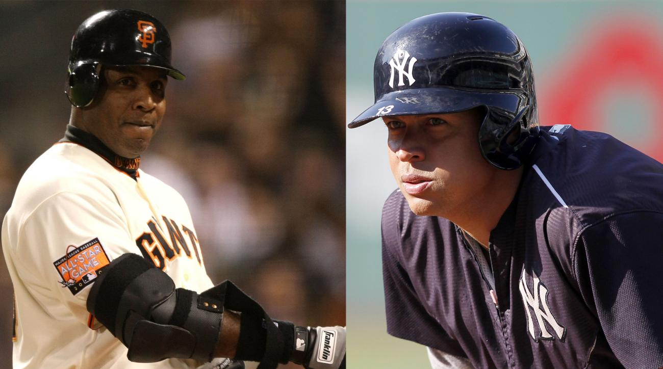 A-Rod says Barry Bonds the greatest baseball player of all-time
