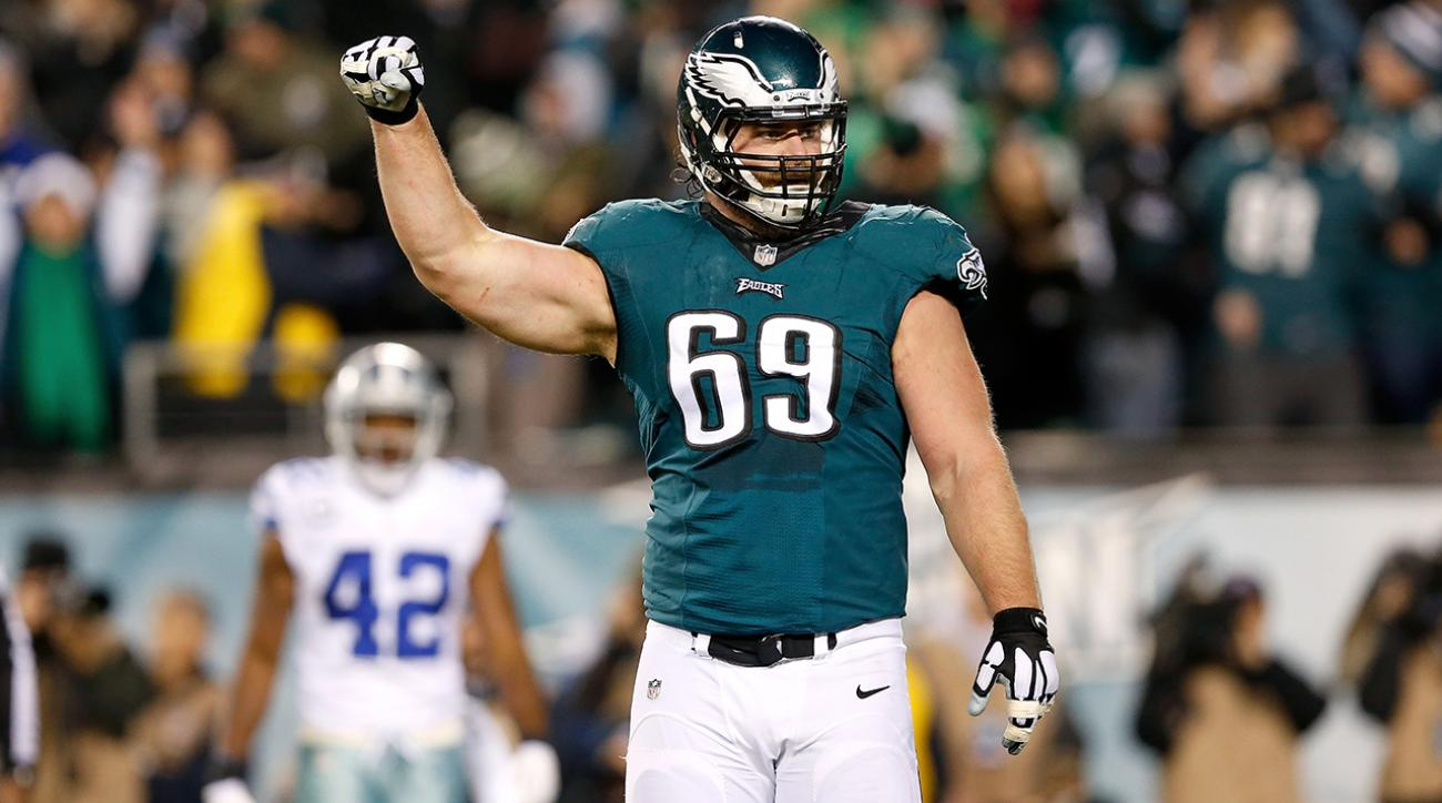 Broncos agree to sign former Eagles guard Evan Mathis to one-year deal IMAGE