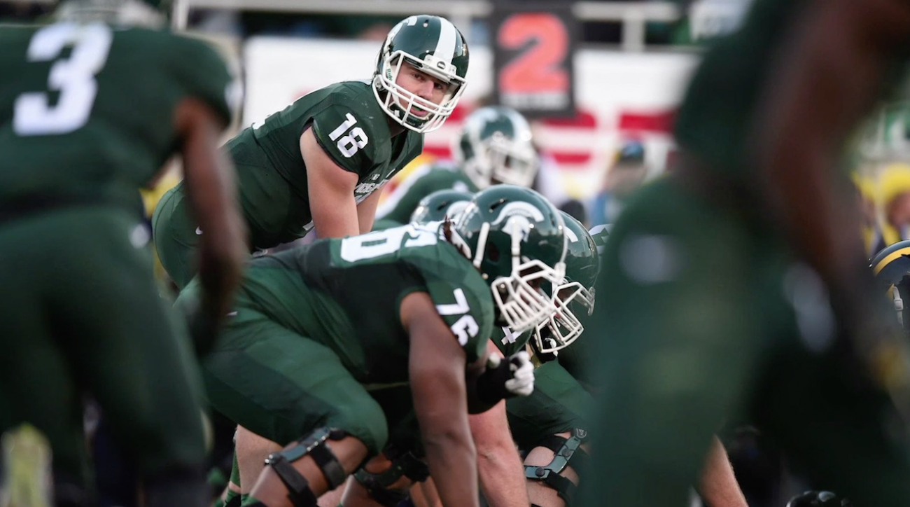 ap top 25, College football, michigan state spartans, Oregon Ducks, sports illustrated