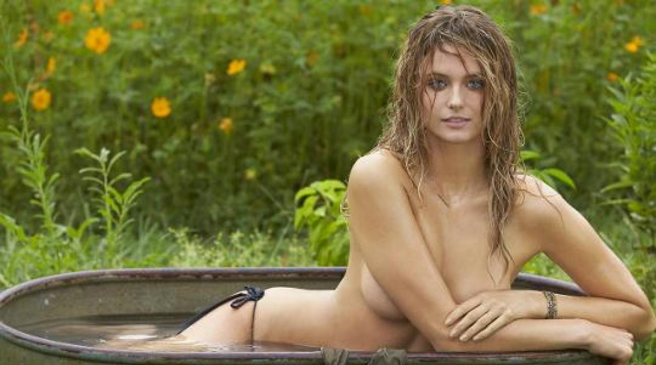 Kate Bock's sexy outtakes SI Swimsuit 2015