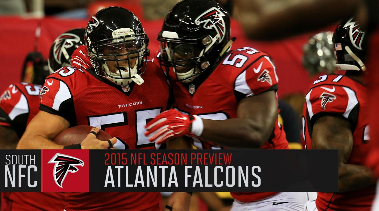 Atlanta Falcons 2015 season preview