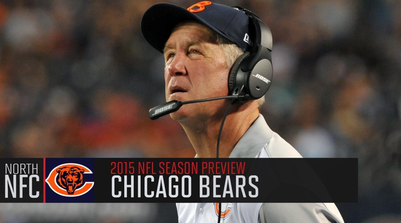 Chicago Bears 2015 season preview