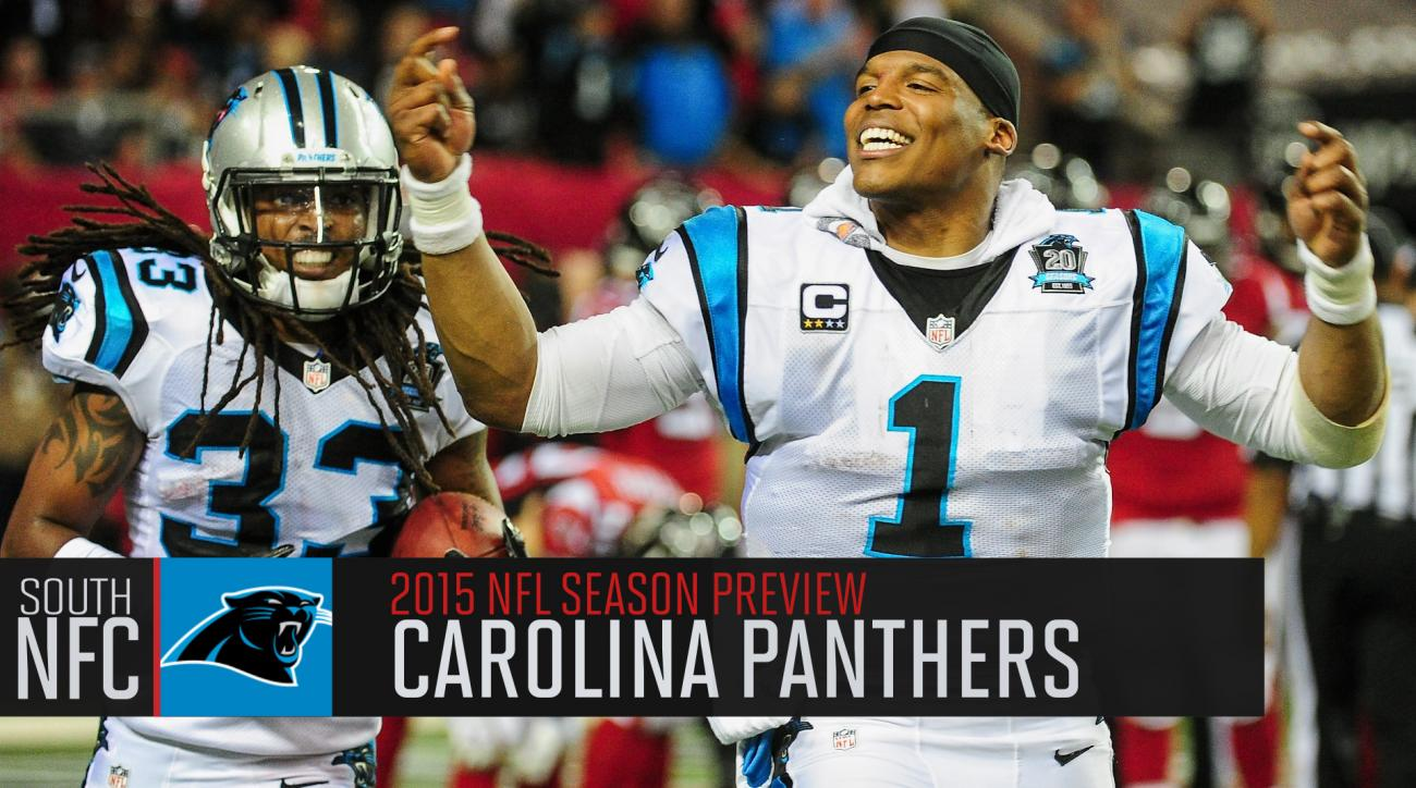 Carolina Panthers 2015 season preview