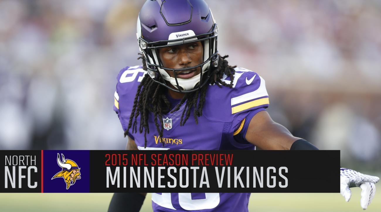 Minnesota Vikings 2015 season preview