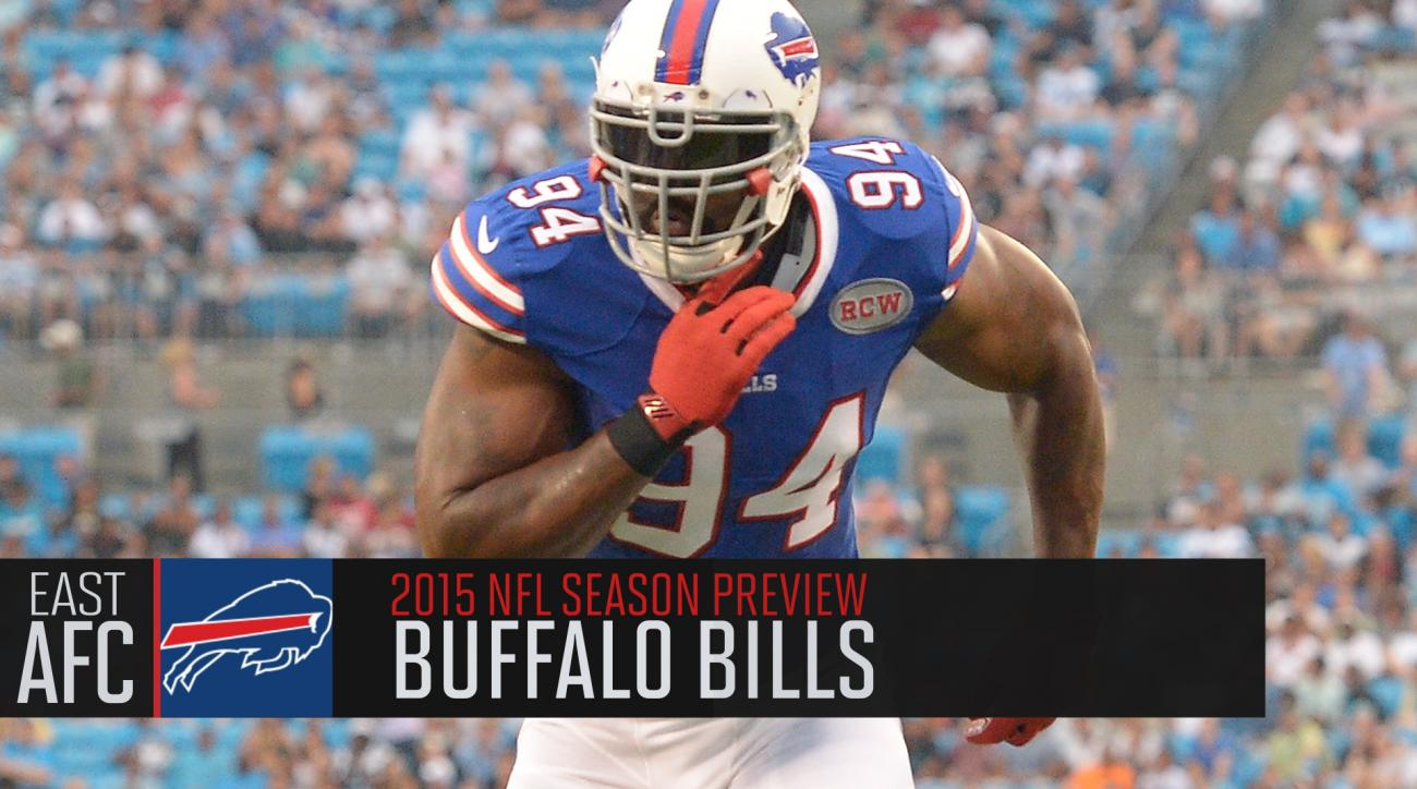 Buffalo Bills 2015 season preview