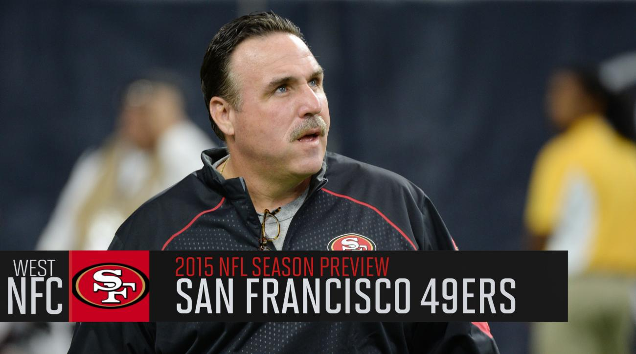 San Francisco 49ers 2015 season preview
