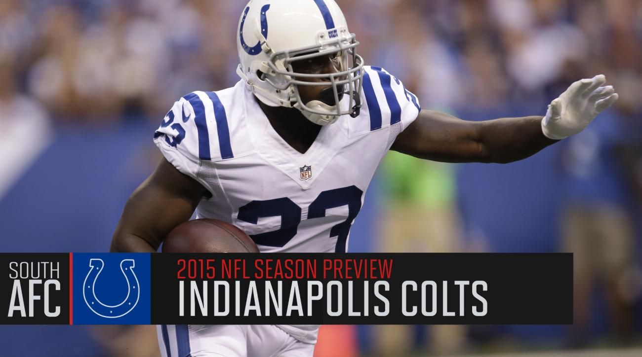 Indianapolis Colts 2015 season preview
