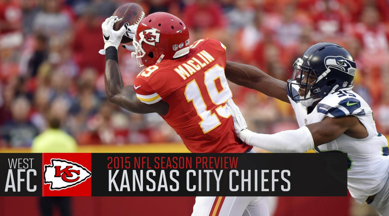 Kansas City Chiefs 2015 season preview