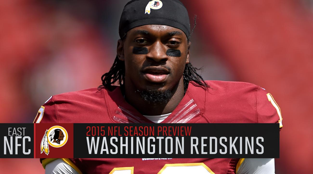 Washington Redskins 2015 season preview