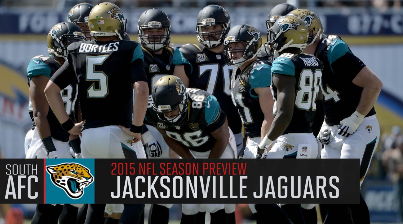 Jacksonville Jaguars 2015 season preview