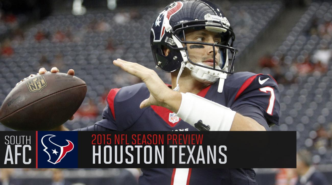 Houston Texans 2015 season preview