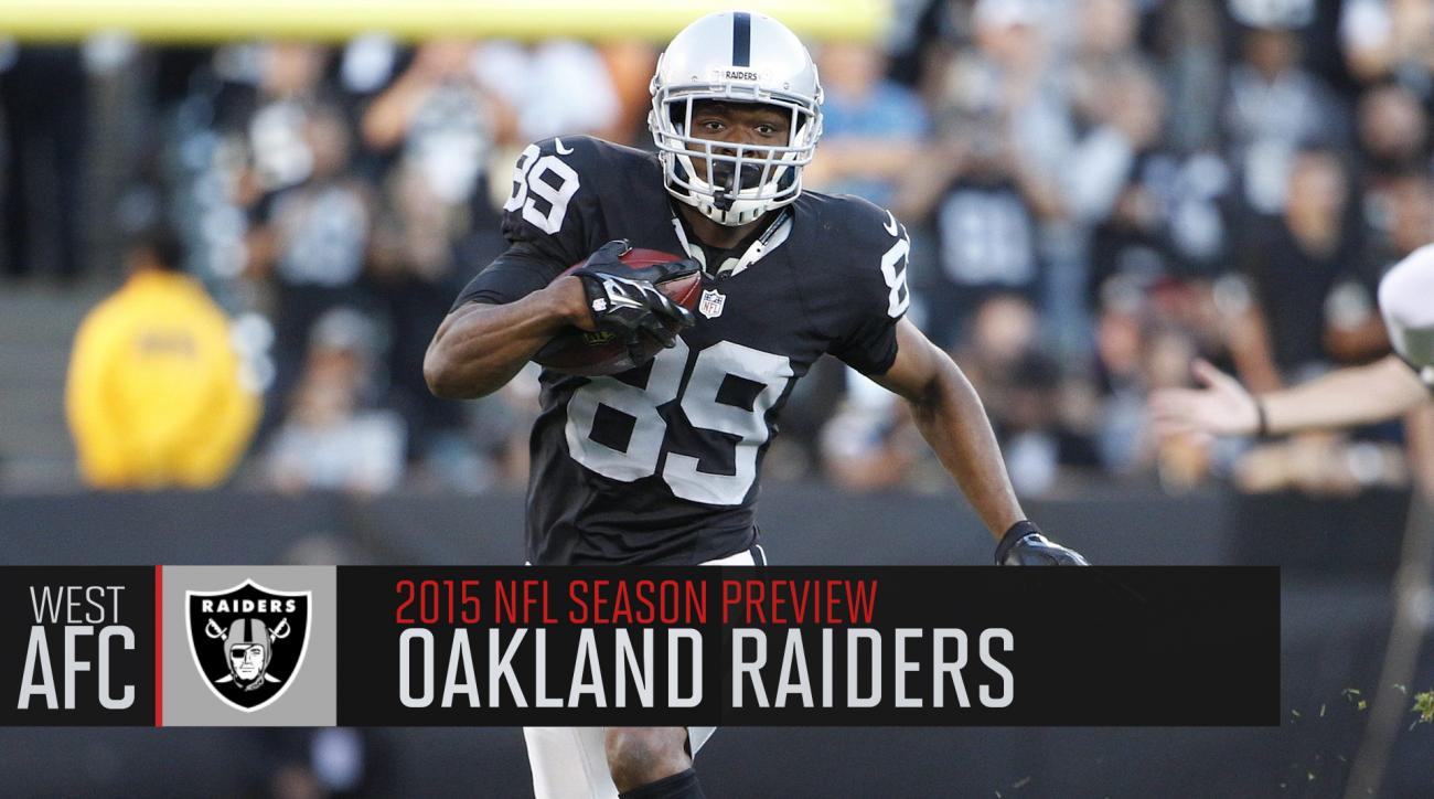 Oakland Raiders 2015 season preview