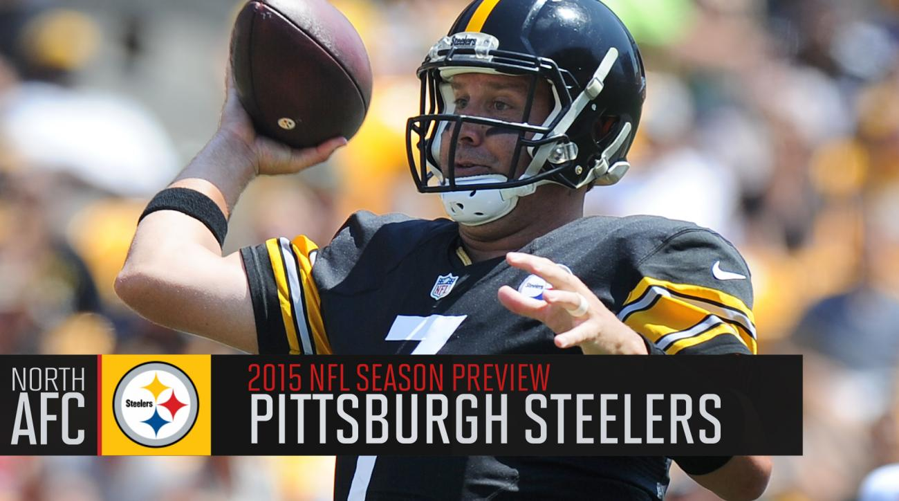 Pittsburgh Steelers 2015 season preview
