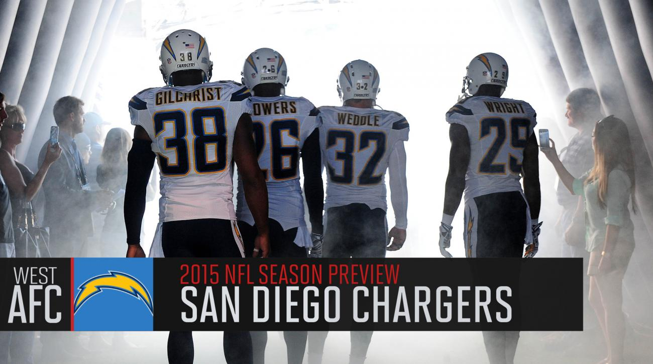 San Diego Chargers 2015 season preview