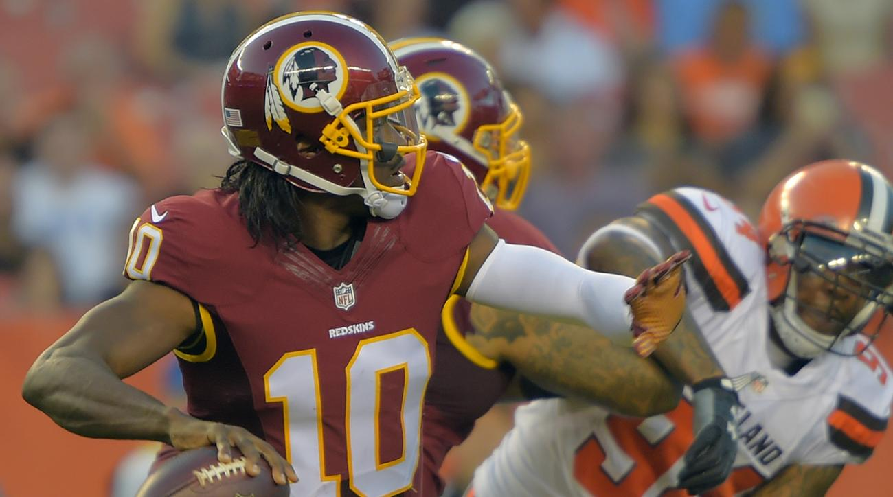 Audibles Podcast: What's next for RGIII?