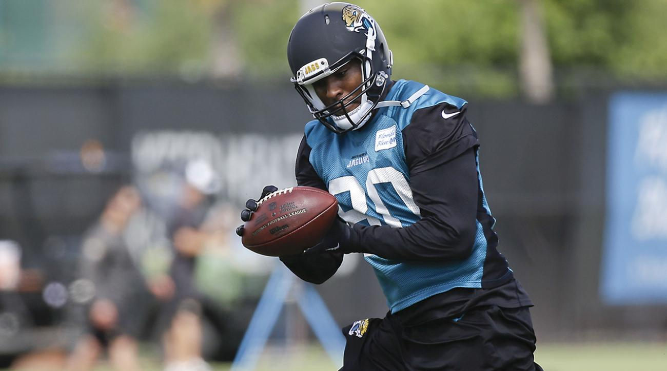 Report: Jaguars TE Julius Thomas out four to five weeks IMAGE