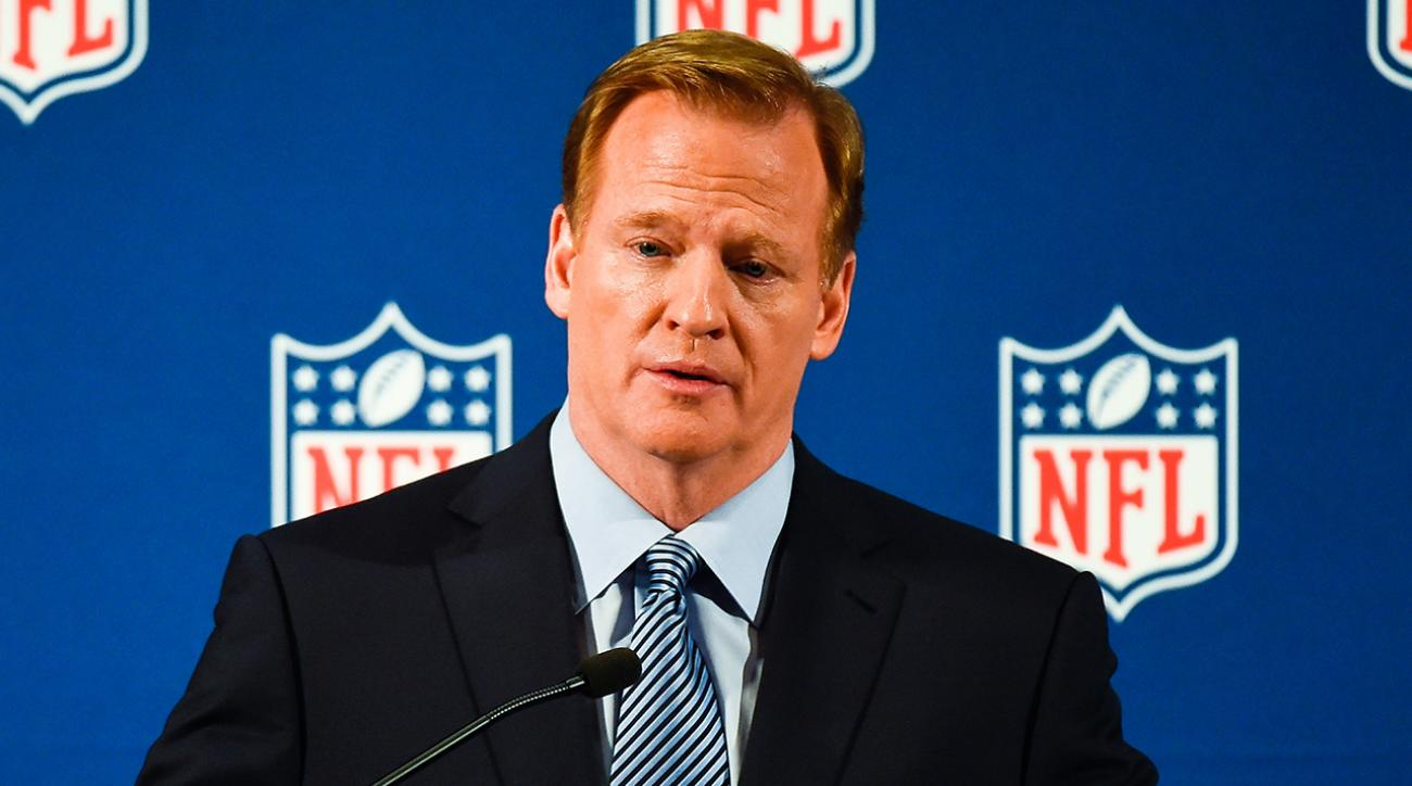 Roger Goodell open to changing his role in player discipline