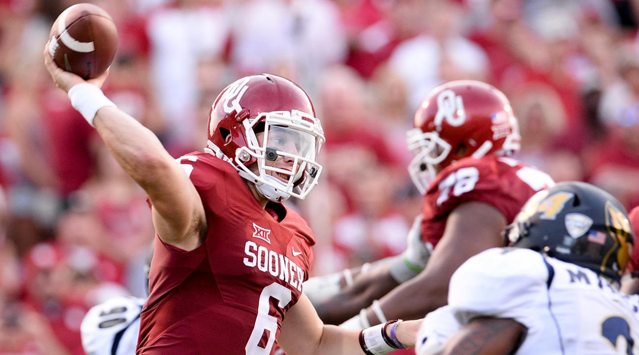 ncaaf, oklahoma sooners, si video, Tennessee Volunteers, college football schedule, college football, oklahoma tennessee