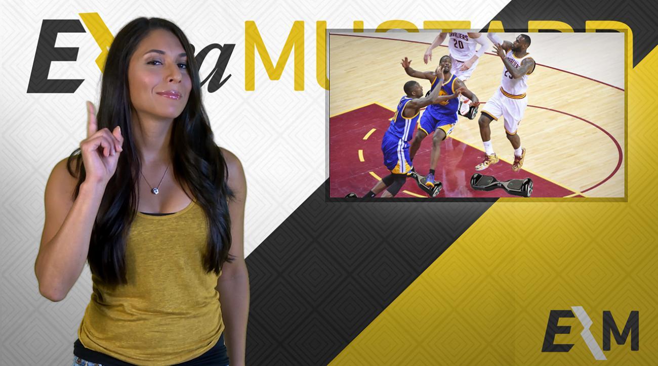 Mustard Minute: PhunkeeDuck Basketball League IMG