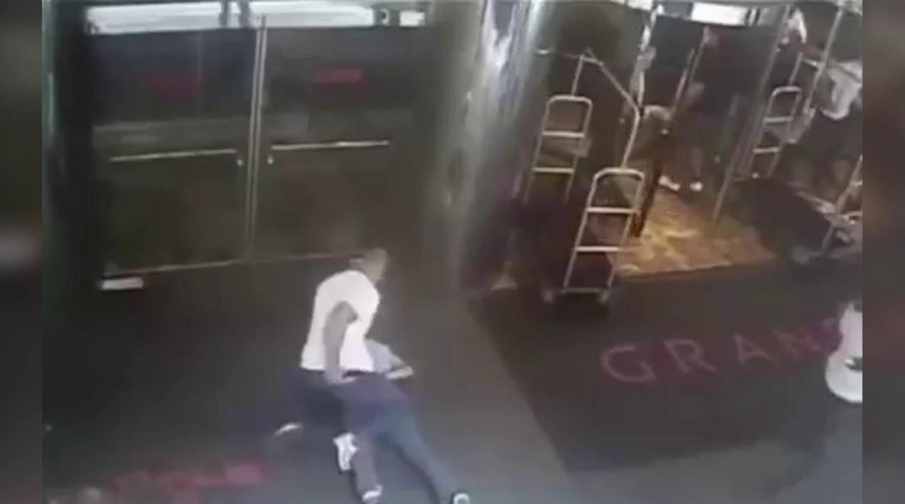 NYPD releases video of James Blake mistaken arrest IMAGE