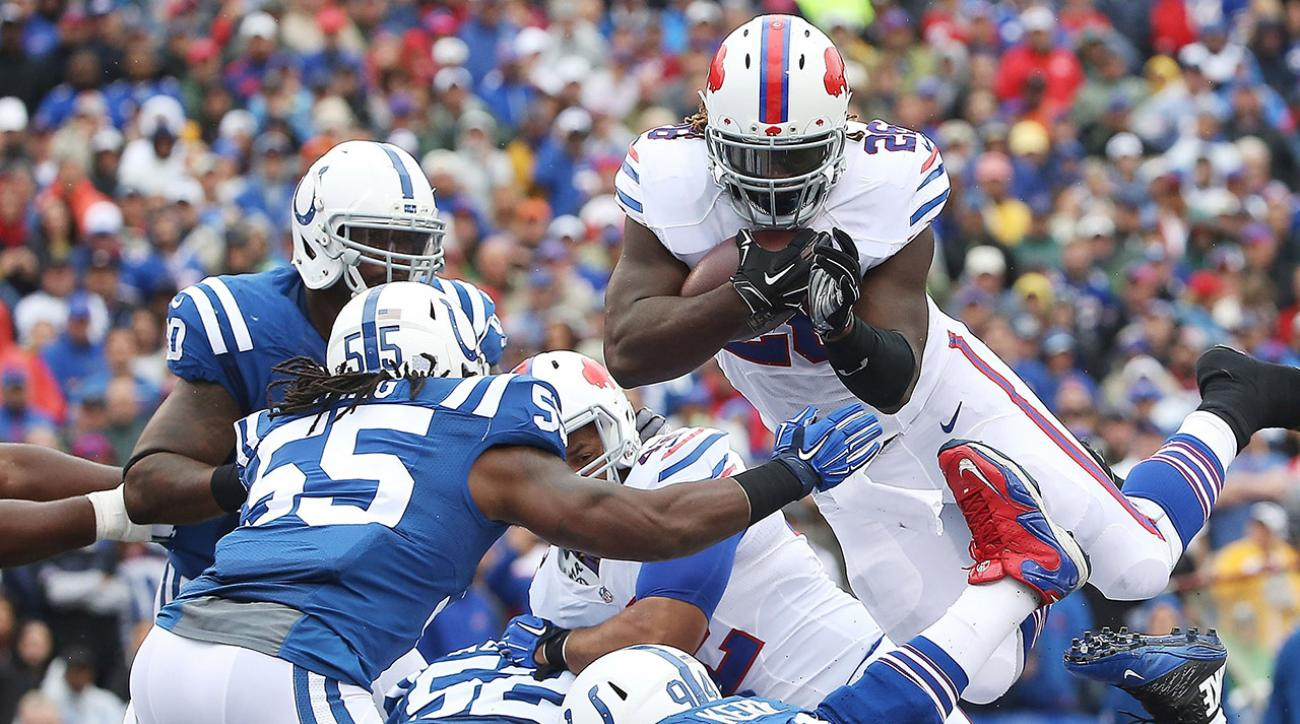 Bills' defense shocks Andrew Luck and Colts