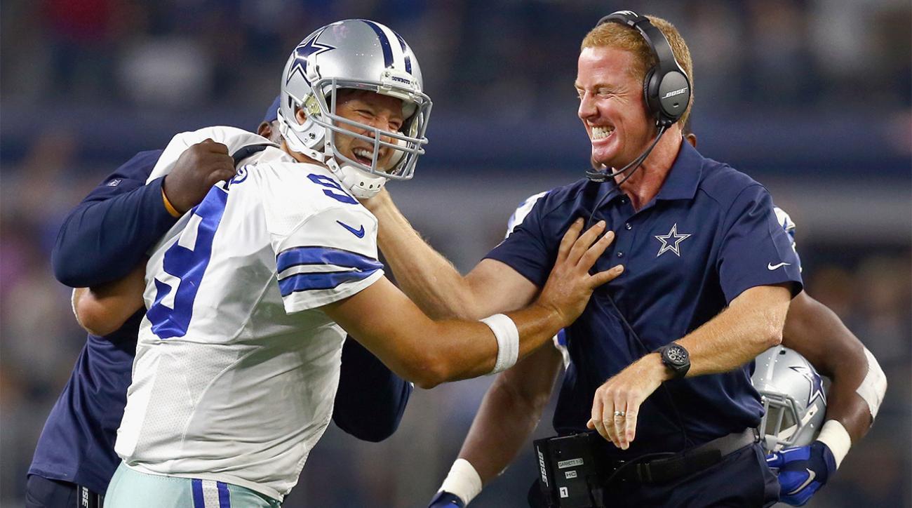 Romo, Cowboys use last-minute heroics against Giants