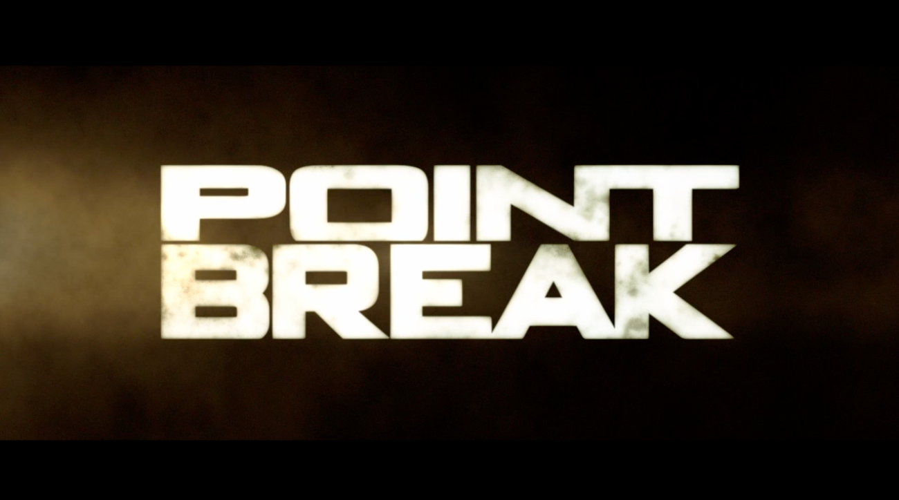 Watch the new Point Break trailer