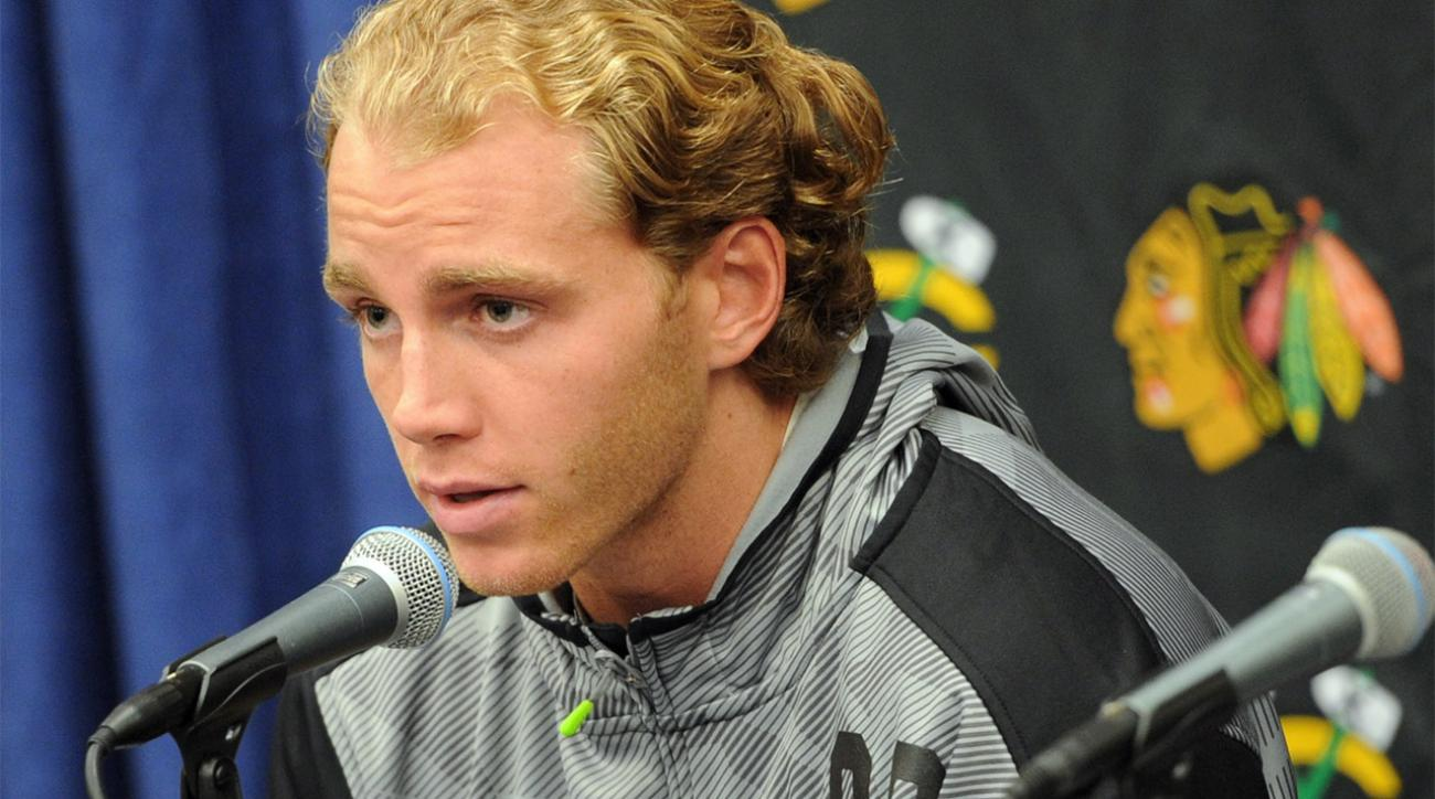 Patrick Kane speaks out for first time, denies rape accusations IMAGE