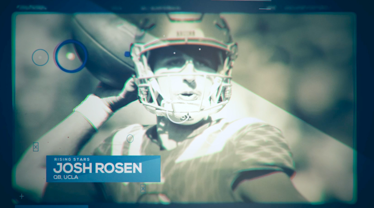 clemson tigers, College football, Deshaun Watson, Josh Rosen, rising stars, sports illustrated