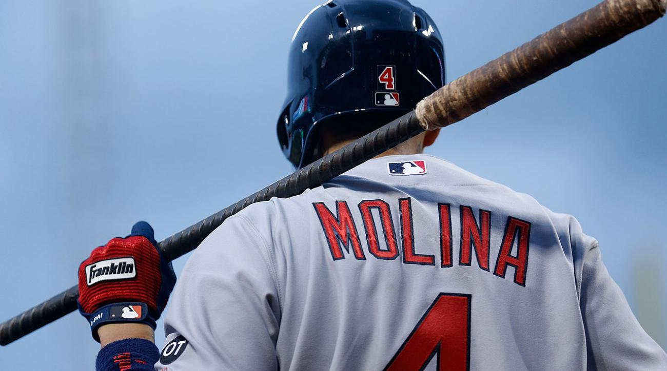 Cardinals hope Molina able to return before playoffs