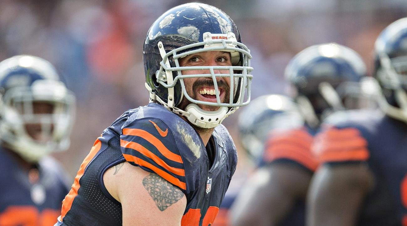 Panthers acquire DE Jared Allen in trade with Bears IMAGE
