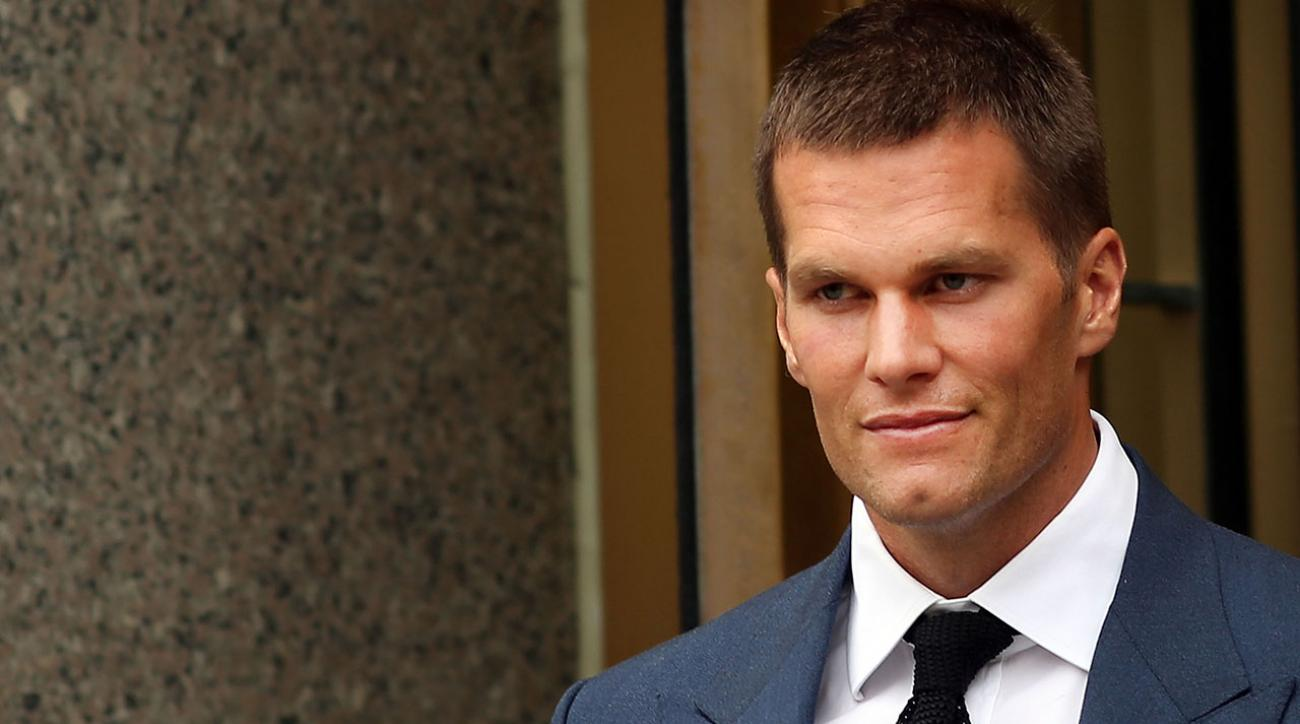 NFL granted expedited appeal of Brady ruling IMAGE