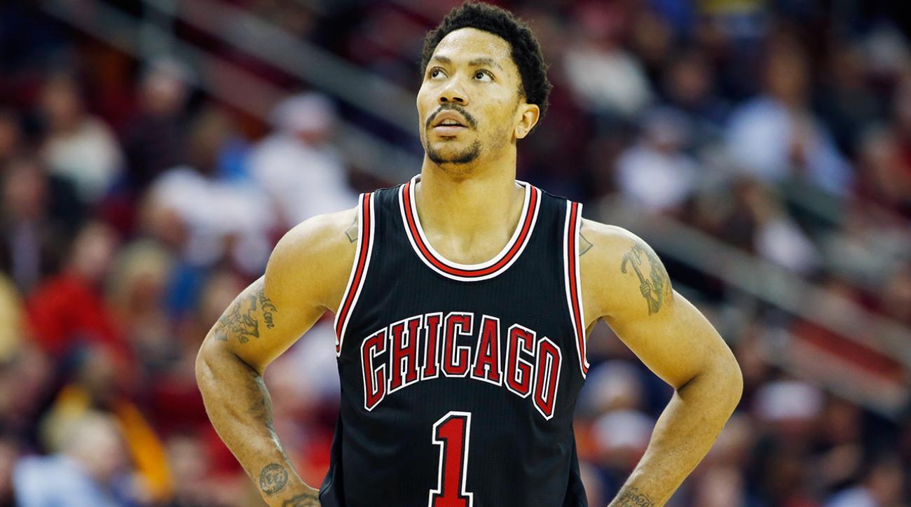 Bulls guard Derrik Rose to have surgery for broken orbital bone IMAGE