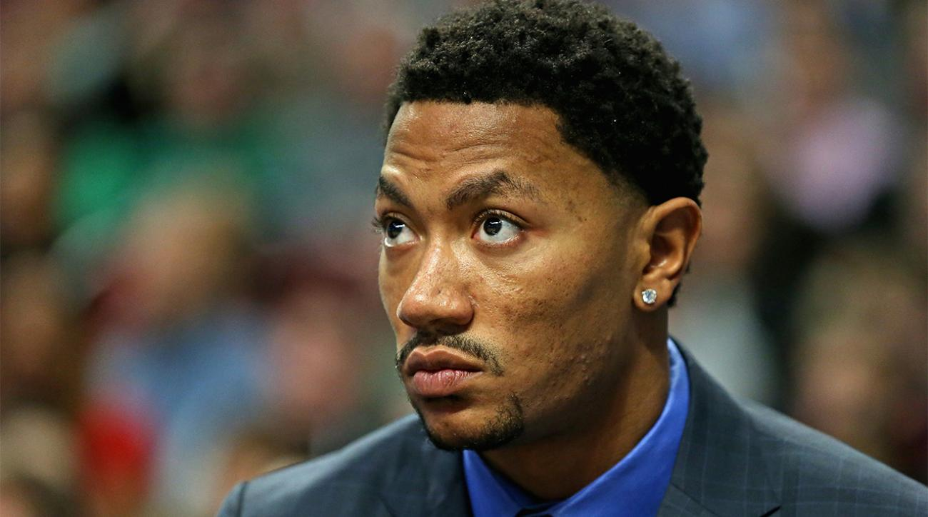 Chicago Bulls guard Derrick Rose expected back in two weeks IMAGE