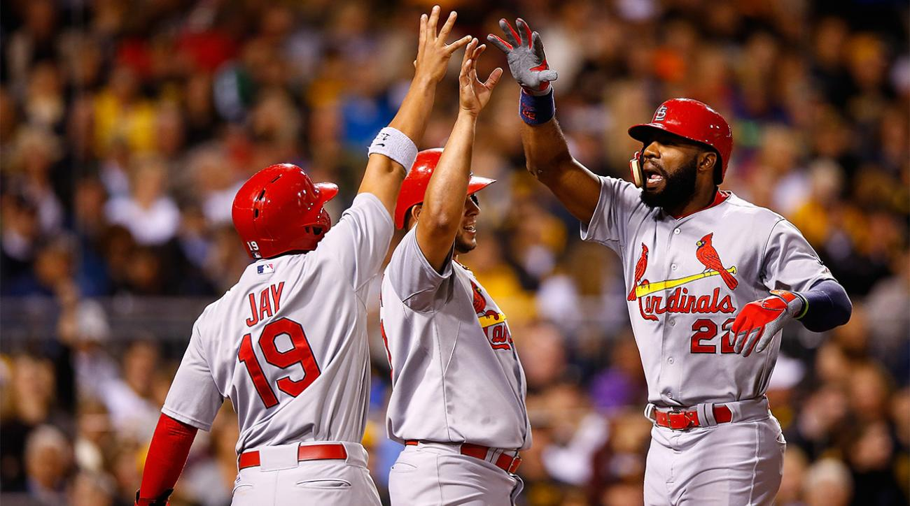 St. Louis Cardinals clinch National League Central title IMAGE