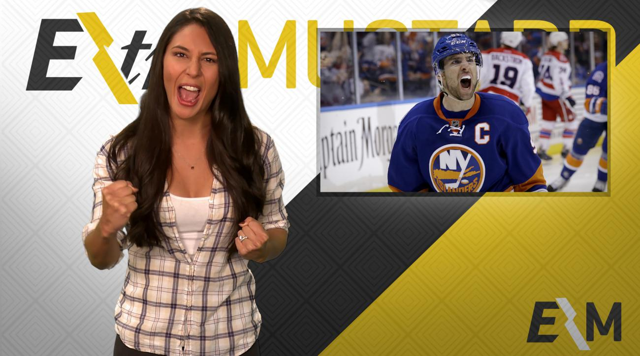 Mustard Minute: Islanders go back to old goal horn IMG