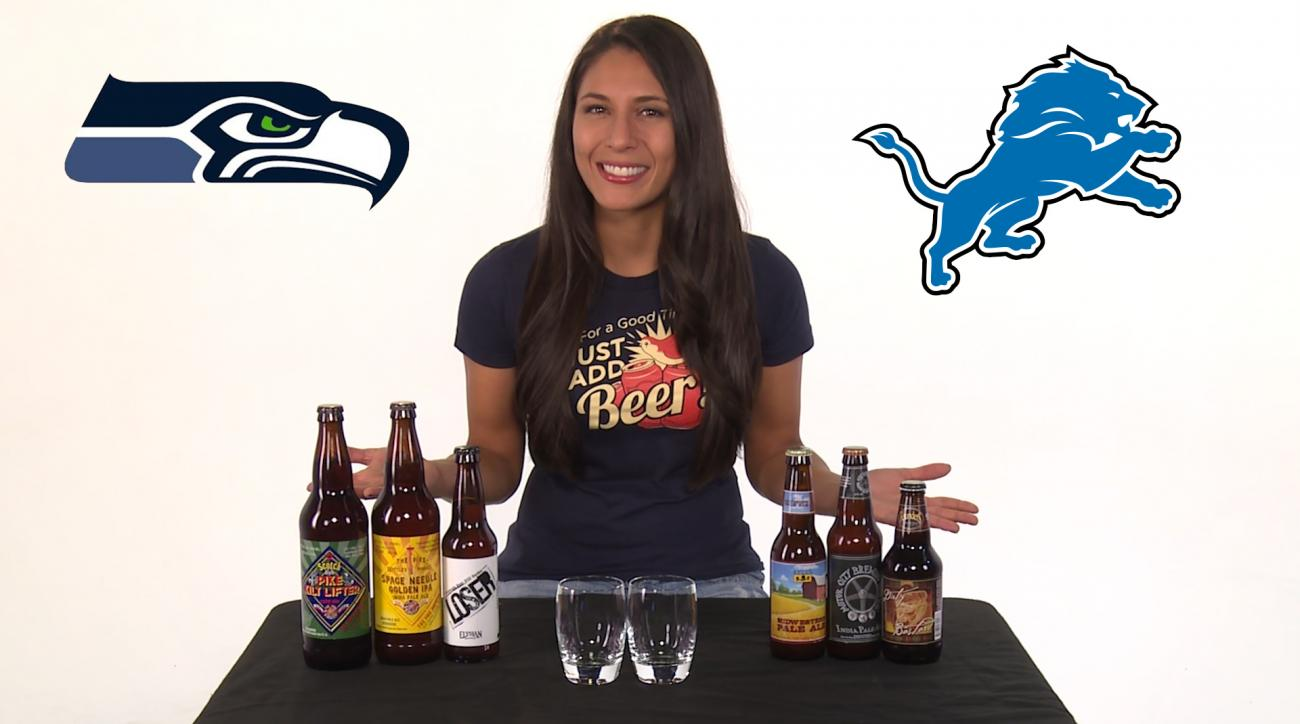 Mustard Minute: Week 4 Monday Night Football Beer Pick 'Em IMG