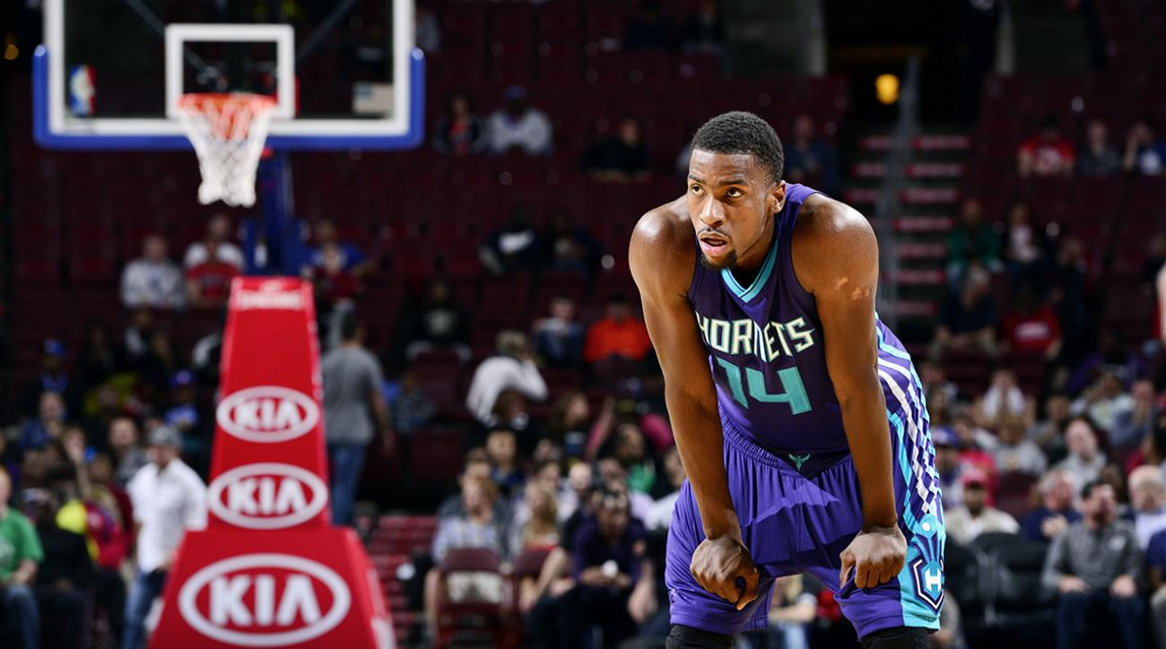 Report: Hornets F Michael Kidd-Gilchrist will have shoulder surgery, out six months IMAGE