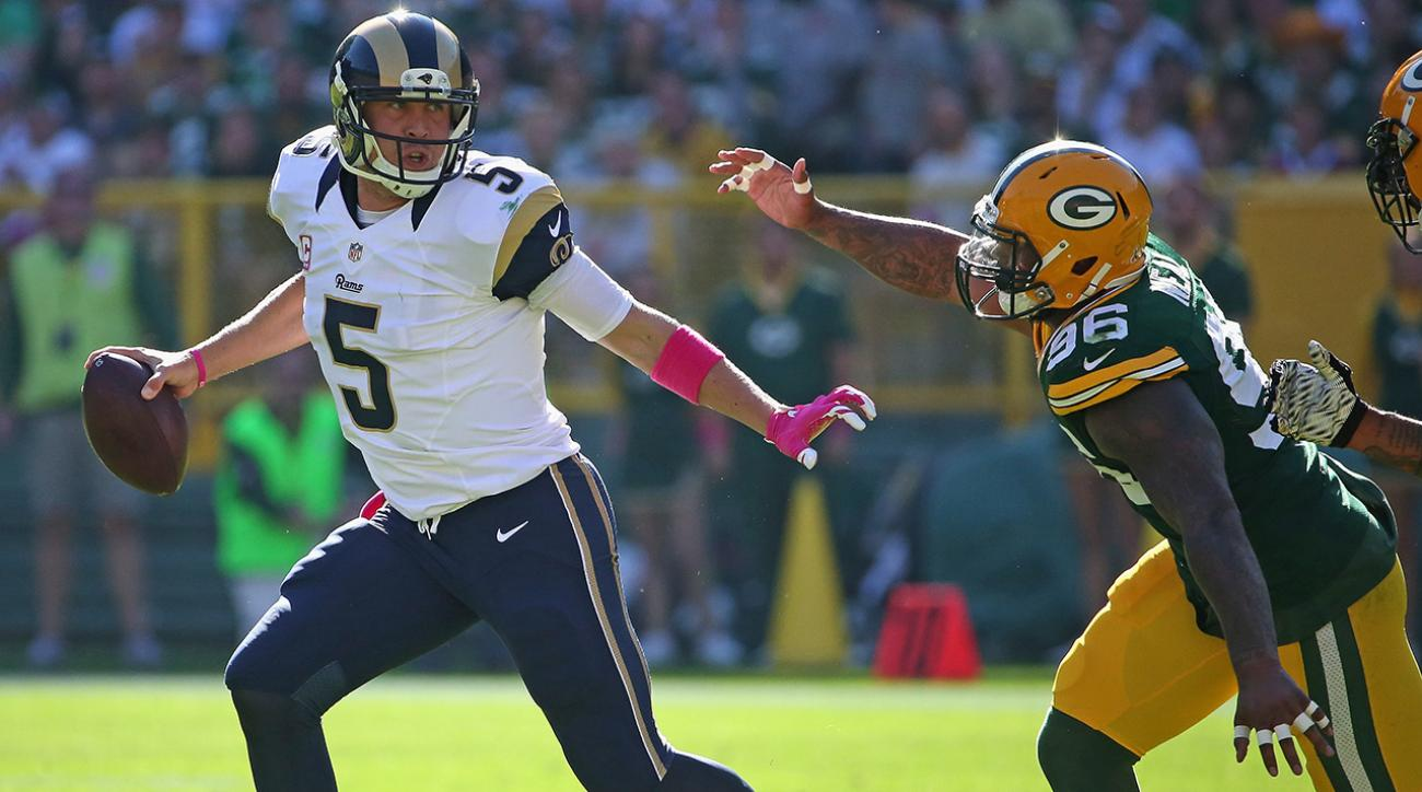 Rams loss falls on Foles' shoulders