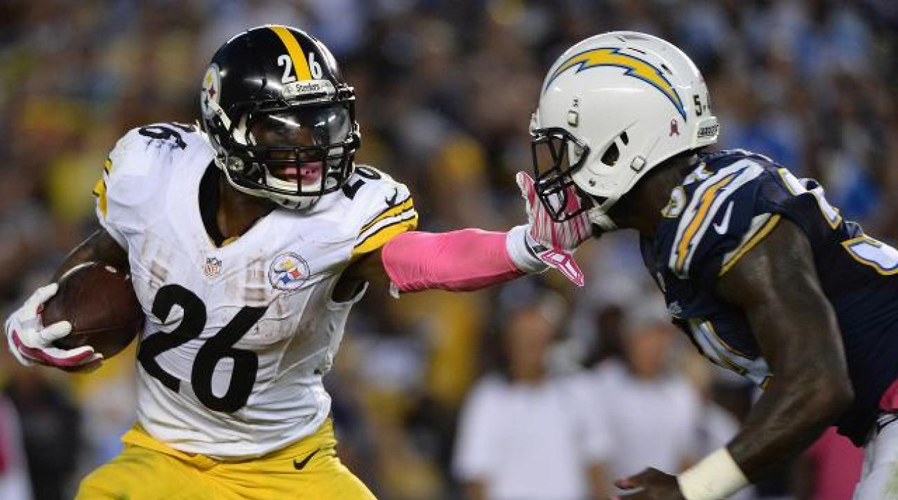 Steelers beat Chargers 24-20 on Monday Night Football