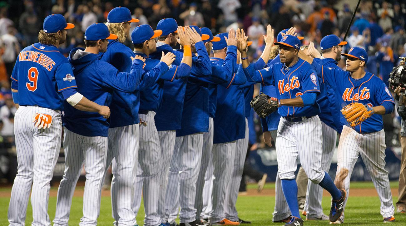 Mets rout Dodgers 13–7 in NLDS Game 3