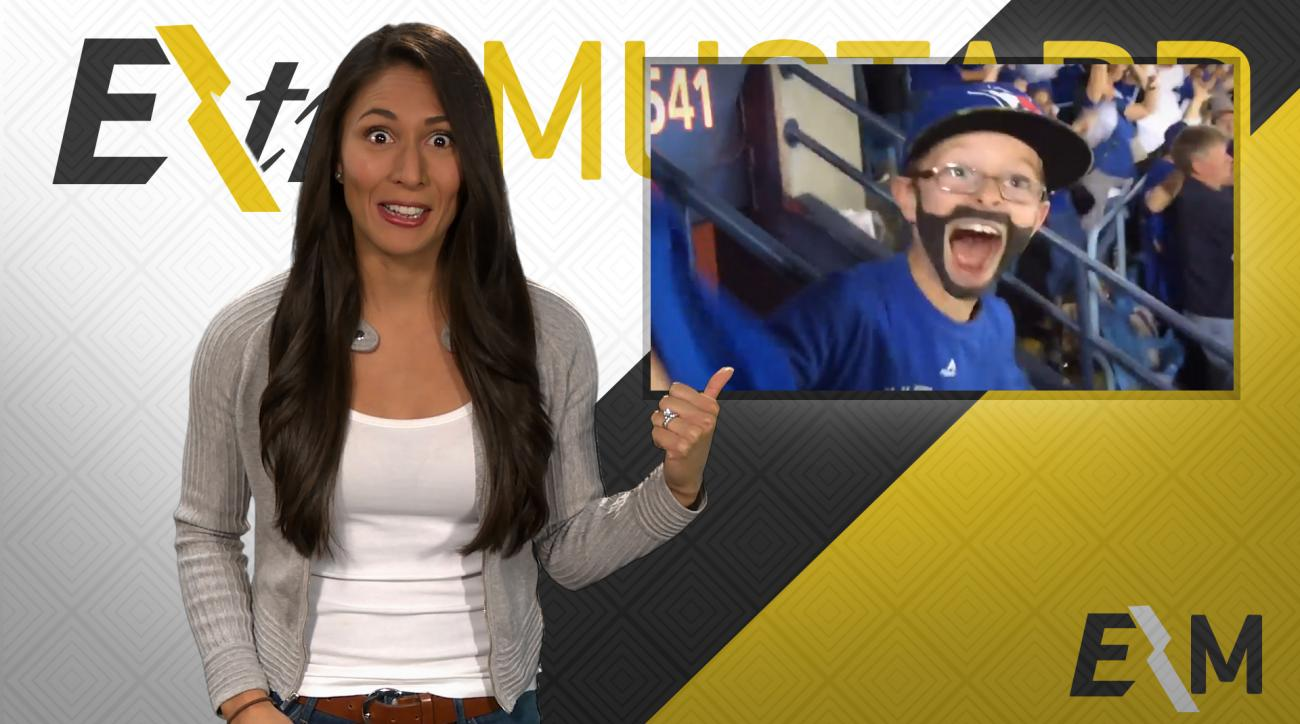 Mustard Minute: Mini Jose Bautista called Blue Jays slugger's home run IMG