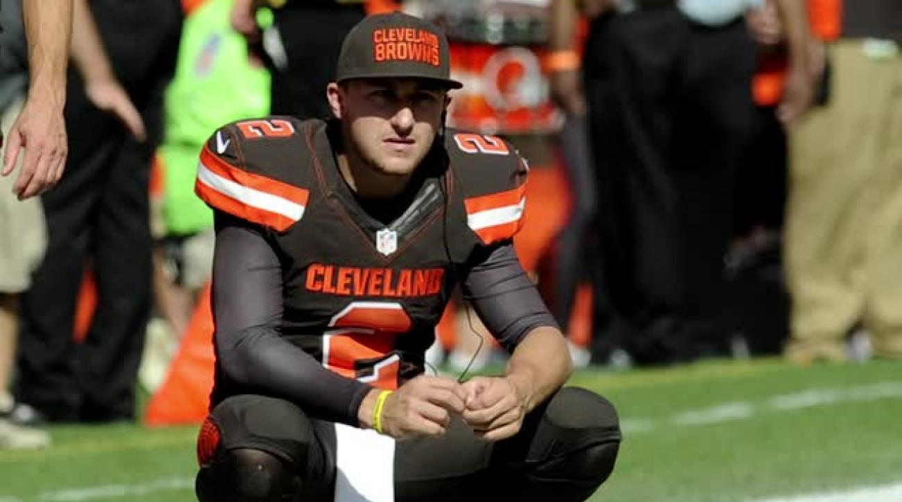 Report: Johnny Manziel pulled over after domestic argument involving alcohol