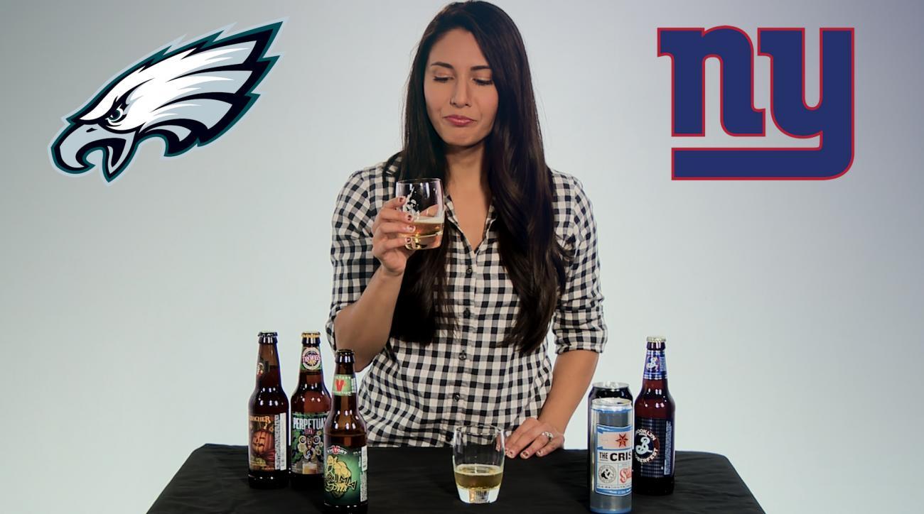 Mustard Minute: Week 6 Monday Night Football Beer Pick 'Em IMG