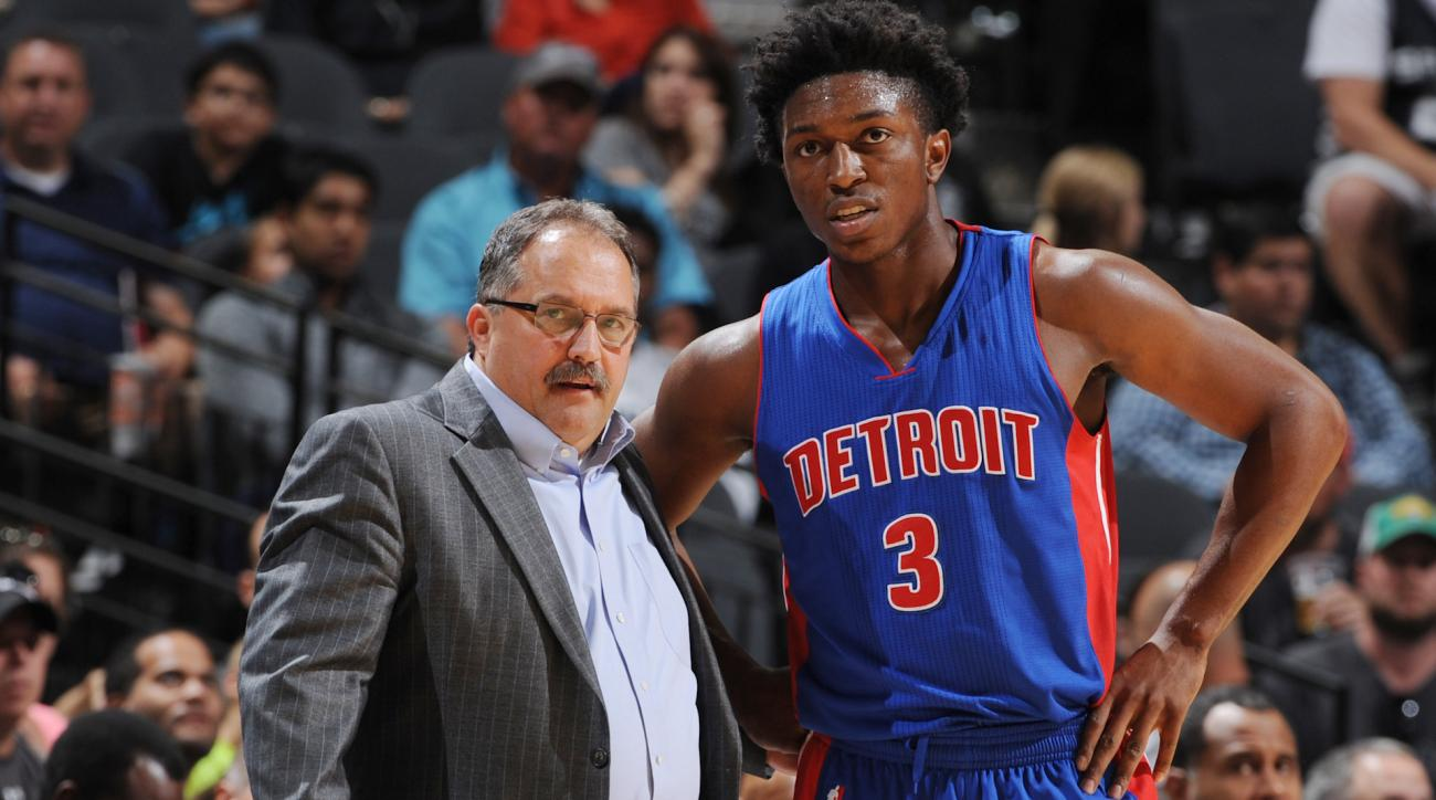Fast Breaks: Detroit Pistions team preview
