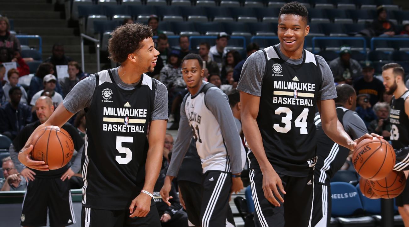 Fast Breaks: Milwaukee Bucks team preview