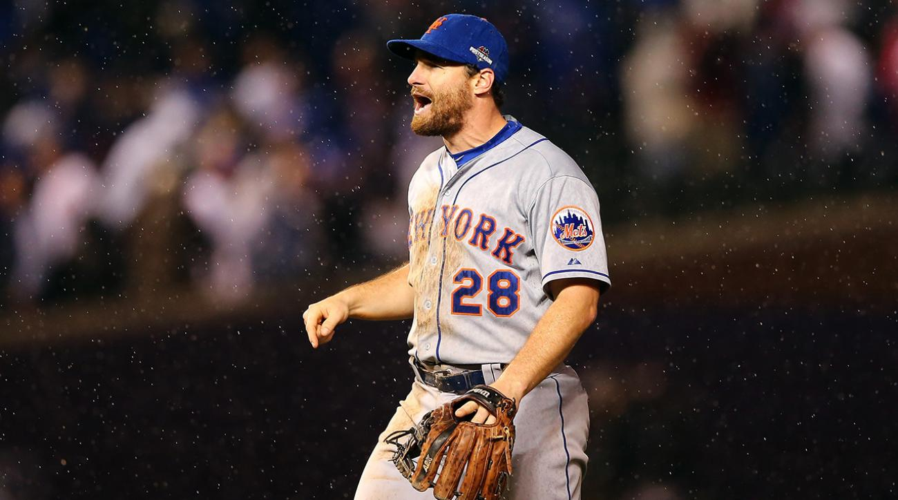 Report: Mets plan to extend qualifying offer to Daniel Murphy