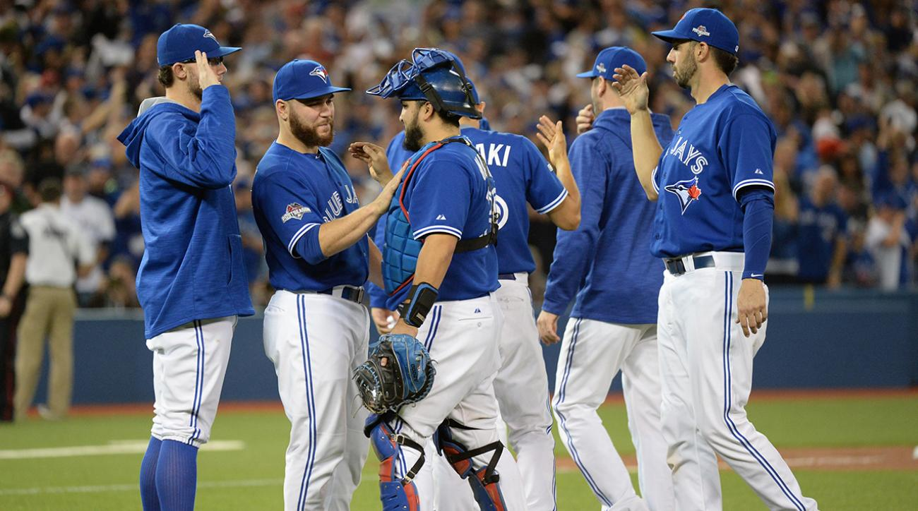 Blue Jays beat Royals 7-1 in Game 5, stay alive in ALCS