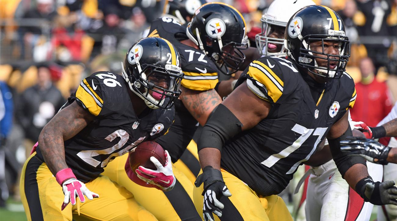 NFL Week 7 Spreads: Steelers move from favorites to underdogs